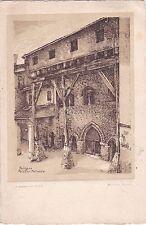 BOLOGNA - Palazzo Malvasia 1949