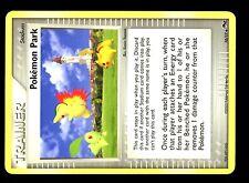 PROMO POKEMON POP Serie 2 N° 10/17 POKEMON PARK (PIKACHU)