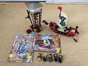 LEGO Adventurers Orient Expedition 7415 Aero Nomad + 7416 Emperor's Ship 2003