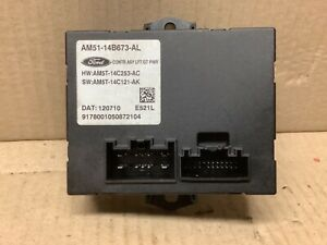 2013 -2018 Ford C-MAX HYBRID Lift gate Control Module AM5T-14C253-AC oem