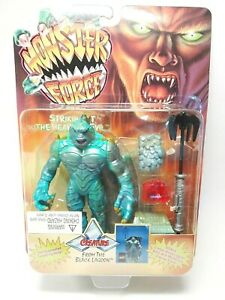 """Monster Force Creature from The Black Lagoon 1994 Playmates 4-3/4"""" Tall"""