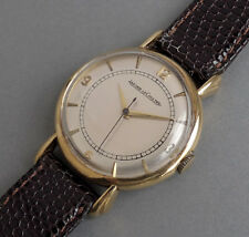 JAEGER LECOULTRE 18K Solid Gold Vintage Gents Watch 1946