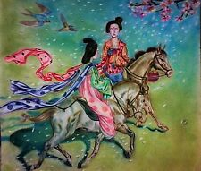 Authentic Chinese Themed Art