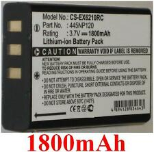 Battery 1800mAh For Edimax 3G-6210n, 445NP120