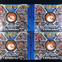 2019-20 Panini Chronicles Basketball Sealed Mega Box 🔥** 1 Pack ** 🔥 Zion Ja !