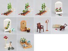 Megahouse Miniature Garden Mate Full Complete Set VHTF RARE 2004 Re-ment
