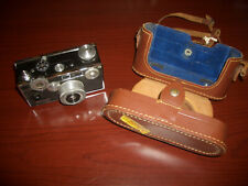 Vintage Argus C3 35MM Camera and Case