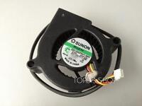 SUNON GB1205PKV1-8AY Turbo blower Projector fan DC12V 1.4W 50*50*20MM 3pin