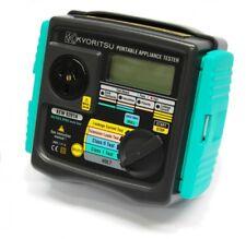 Kyoritsu 6201A - Portable Appliance Tester, AU Stock, GST Inc, Same day Shipping