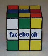 Facebook Mini Rubiks Cube
