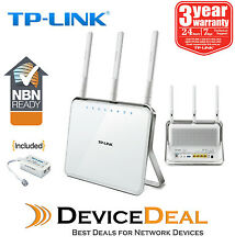 TP-Link AC1900 Archer D9 Wireless Gigabit ADSL2+ Modem Router  Official Warranty