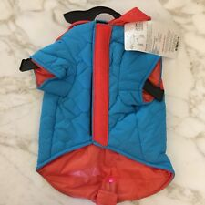NWT. KONG BRAND DOG SAFETY JACKET W/ LED LIGHTING. M