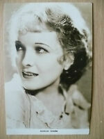 Film Actresses Postcard- MARIAN NIXON '' Film Weekly, London''