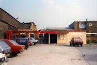 PHOTO  1989 PRESTWICH RAILWAY STATION BUILDING 1989