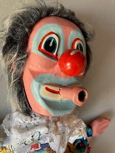 Tony Green Punch & Judy BALLOON BLOWING CLOWN