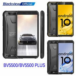 "5,5"" Blackview BV5500 Plus BV5500 Android 10 Smartphone IP68 Wasserdicht Handy"