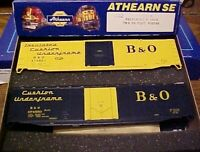 Athearn 2322 HO Baltimore and Ohio 50' Boxcar (2) LN/Box