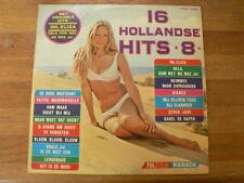 LP RECORD VINYL PIN-UP GIRL 16 HOLLANDSE HITS DEEL 8 TELSTAR PARADE 1973 A