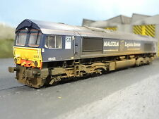 BACHMANN DRS CLASS 66405 DETAILED (BESPOKE WEATHERED) 32-729