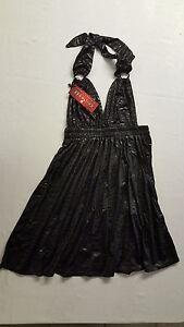Minikleid CR3409 Zebra Sommerkleid Minikleid Kleid GoGo Freizeit Party