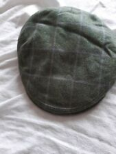 Bates 7 1/4 59 Cashimere Dry Clean  Flat Cap
