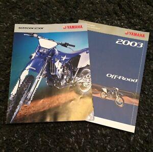 Yamaha Wr Motorcycle Repair Manuals Literature For Sale Ebay