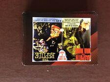 Ca4 Trade Card  classic sci fi & horror posters rasputin the mad monk