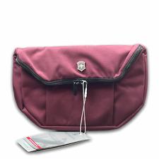 Victorinox Lifestyle Accessory Classic Belt Bag Maroon