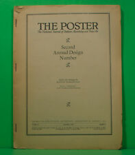 Harrington, Burton / The Poster, The National Journal of Outdoor Advertising and