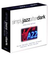 SIMPLY JAZZ AFTER DARK 4 CD NEW!
