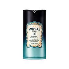 [SKIN FOOD] Miracle Food 10 Solution Sun Essence SPF50+ PA+++ / Korean Cosmetics