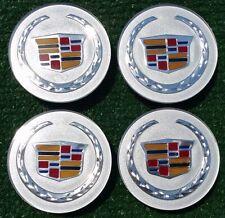 4 New Genuine GM OEM Factory Cadillac Wheel CENTER CAPS STS CTS V SRX DTS XTS