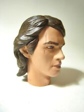"1/6 Sideshow STAR WARS Anakin Ayden Christensen Head Sculpt for 12"" Hot toys Cus"