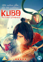 Kubo and the Two Strings (DVD, 2017) Brand New Sealed
