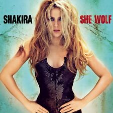 Shakira - She Wolf - Cd - 2009 - New