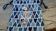 Modern NEW Brighton Love Letters Bracelet silver Swarovski Valentines Day