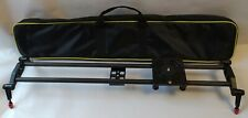 80 cm Carbon Fibre DSLR Camera DV Slider Track Video Stabaliser - Pre-owned