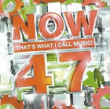 VARIOUS ARTISTS - NOW THAT'S WHAT I CALL MUSIC 47, Double CD Album LN