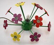 Designer LED Tageslichtleuchte für Kinder als Blumenlampe-mit E14 Fassungen