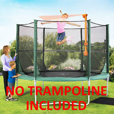 TRAMPOLINO Accessorio GAME istruttore PRUGNA Outdoor Interactive Bounce Bambini