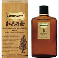 JAPAN KAMINOMOTO Hair Treatment Growth Serum Anti Loss Hair Tonic 150mL