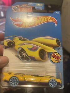 Mattel Hot Wheels Sky Show 4Ward Speed Treasure Hunt 3/5 138/250 MISB