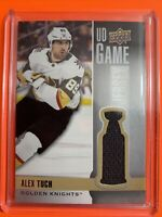 2019-20 Upper Deck Series 1 UD Game Jersey #GJ-AT Alex Tuch Vegas Golden Knights