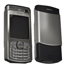 New Nokia N70-1 22MB Silver/Black Factory Unlocked Made in Finland 3G Simfree