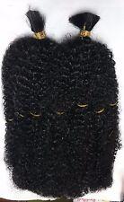 Afro Bulk 24_Kinky Braiding_jet black_#1_Kanekalon_Kinky Marley Twist