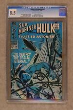 Tales to Astonish #98 CGC 8.5 1967 0607163019