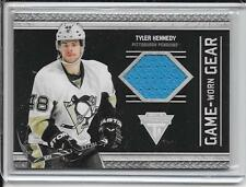 11-12 Titanium Tyler Kennedy Game Gear Jersey # 3