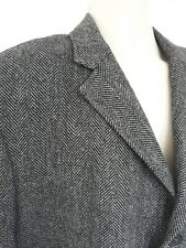 MENS JAEGER 100% WOOL COAT SZ 48R,VGC! HERRINGBONE