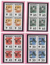 VANUATU 16 timbres neufs 1988 Jeux Olympiques d'été de Séoul  /T360