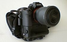 Sony Alpha A7 II 24.3 MP Digital Camera with 28-70mm Lens plus 8 accessories